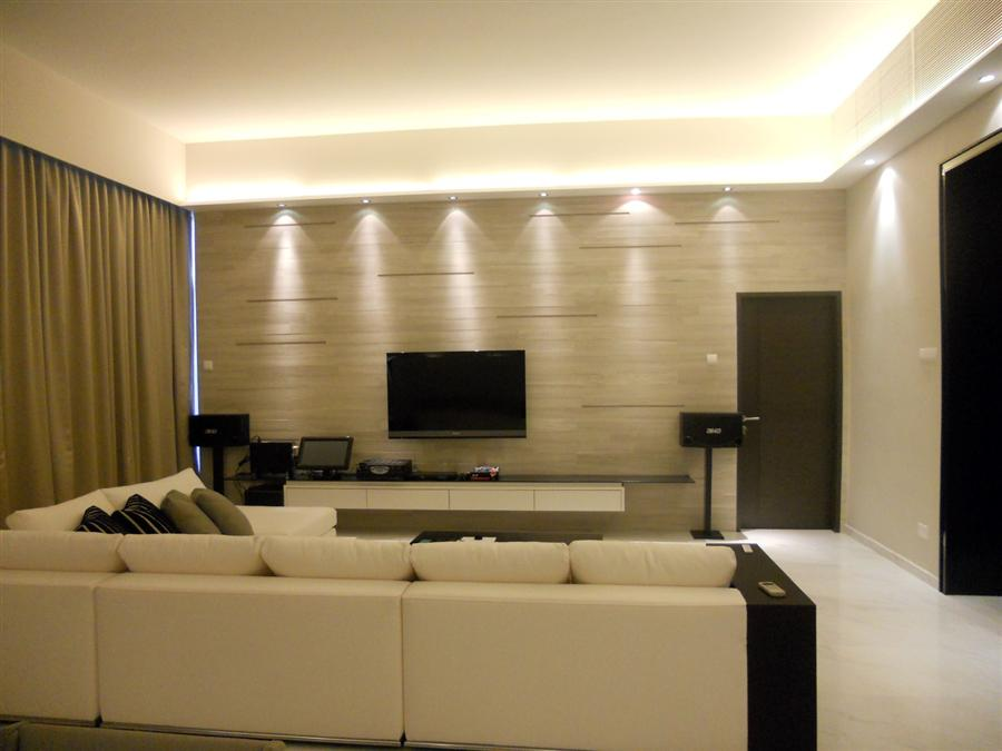 Tv Console Tv Feature Wall Simple Closet S Pte Ltd