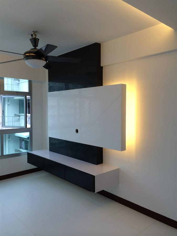 Contact US >> TV Console / TV Feature Wall | Simple Closet (S) Pte Ltd ...